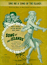 Song of the Islands