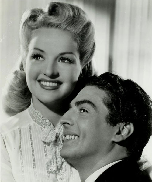 vintage victor mature part 2 victor mature amp betty grable